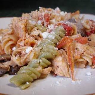 Chicken Pasta I.