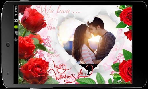 Romantic Lover Photo Frames