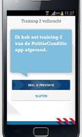Screenshot of PolitieConditie