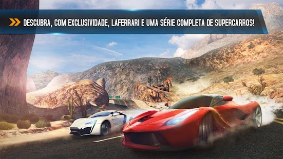 یاری بۆ ئه‌ندرۆید Asphalt 8 Airborne v1.9 Mod Money Data