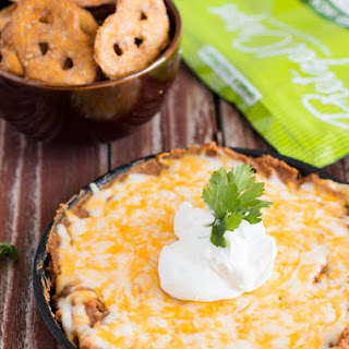 Refried Beans Dip Recipe