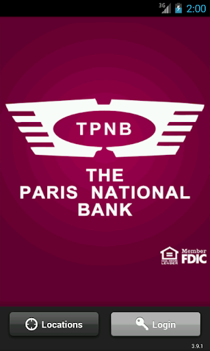 The Paris National Bank Mobile