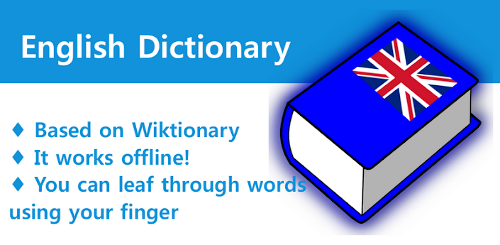 English Dictionary – Offline 1.3.6
