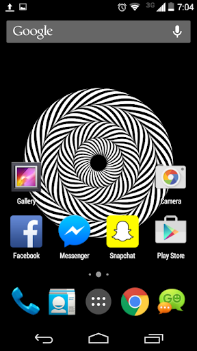 Trip Loop Live Wallpaper