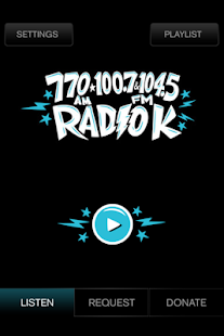 Radio K - KUOM - screenshot thumbnail