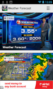 WSVN Hurricane Tracker screenshot 2