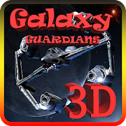 GALAXY GUARDIANS 3D  SPACE WAR