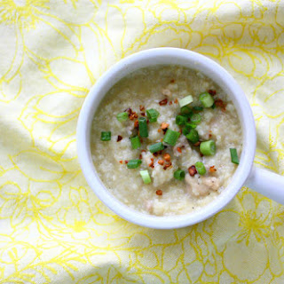 Arroz Caldo (Filipino Chicken Porridge)