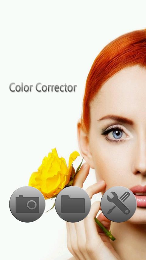 Color Corrector- screenshot