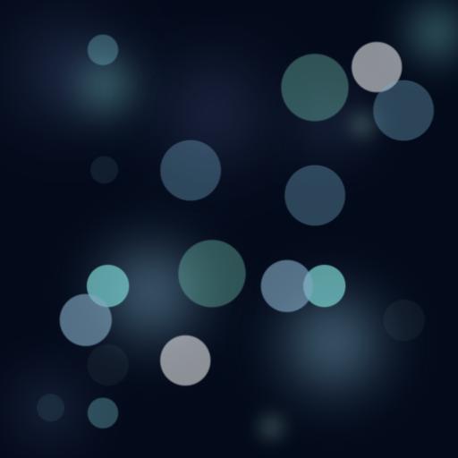 个人化の幻想的な光りのライブ壁紙 LOGO-記事Game