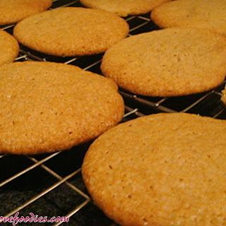 Cola Cookies.