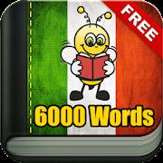 Learn Italian Vocabulary - 6,000 Words