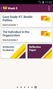 Ashford University Mobile- screenshot thumbnail