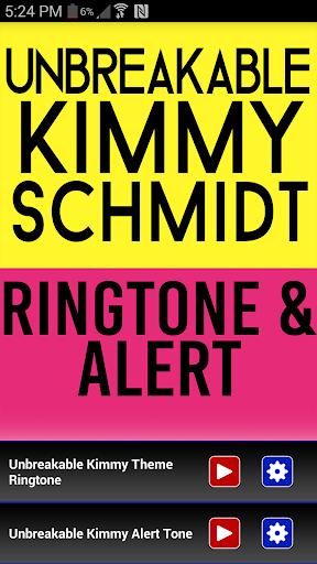 Unbreakable Kimmy Schmidt Tone