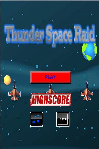 Thunder Space Raid