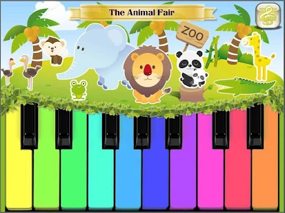 Kids Piano Games FREE- screenshot thumbnail