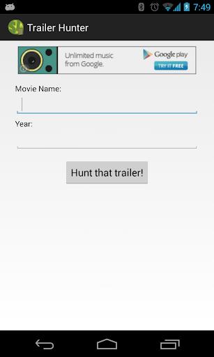 SL Trailer Hunter