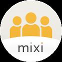 mixiコミュニティ-趣味友が集まる場所- icon