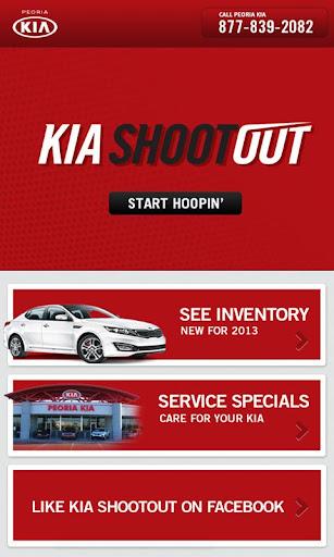 Kia Shootout
