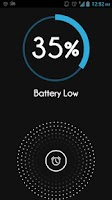 Screenshot of Battery Caster LITE