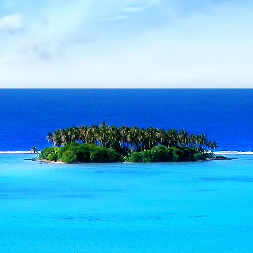 放鬆海 - 大自然的聲音 LOGO-APP點子