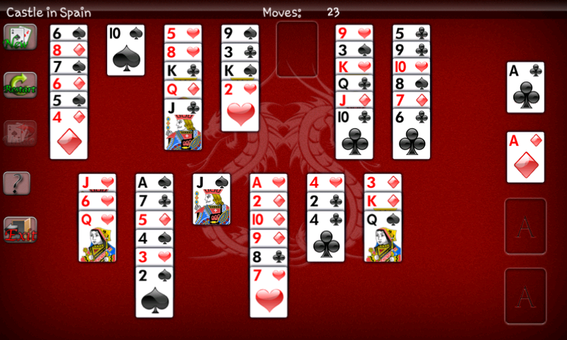 Solitaire World Free - screenshot