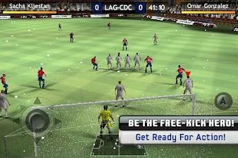 EA FIFA 2010 Android sepak bola apk