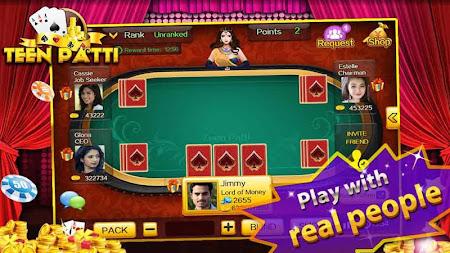 Teen Patti Gold Flush Poker 1.4.0 screenshot 1248107