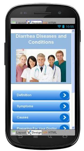 Diarrhea Disease Symptoms