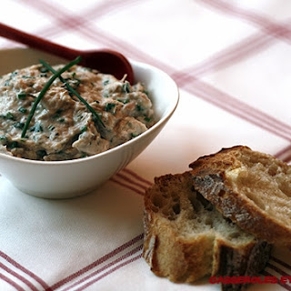 Tuna Rillettes.
