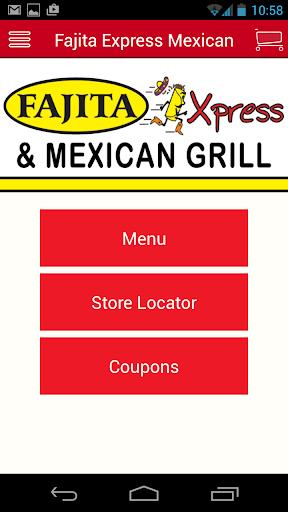 Fajita Express Mexican Grill