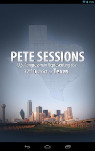 Congressman Pete Sessions- screenshot thumbnail