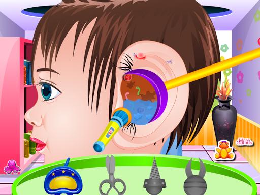 Doctor Games Ear