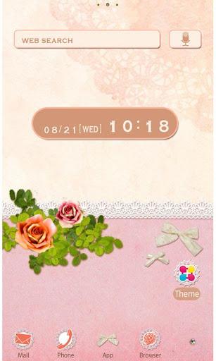 Girly Wallpaper Antique Rose 1.5 Windows u7528 1