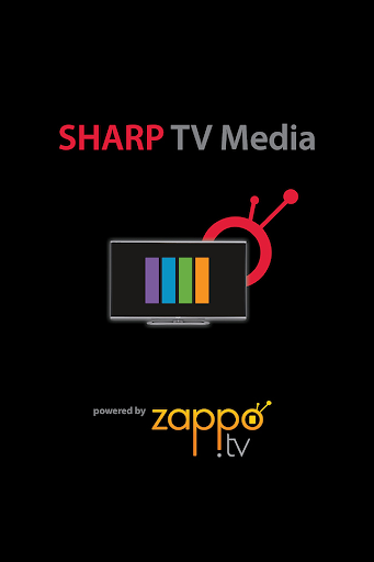 Sharp TV Media Player