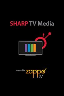 Sharp TV Media Player