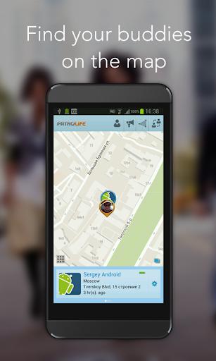Patrolife GPS Family Locator