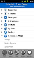Screenshot of Istanbul - FREE Travel Guide
