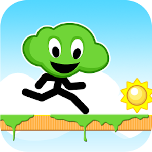 Green Cloud Runner – Free for PC and MAC