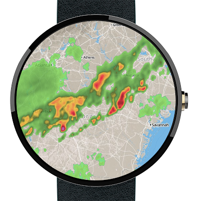 Aeris Wear Weather - screenshot