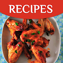 Chicken Wings Recipes icon