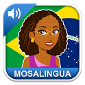 Learn Brazilian Portuguese icon