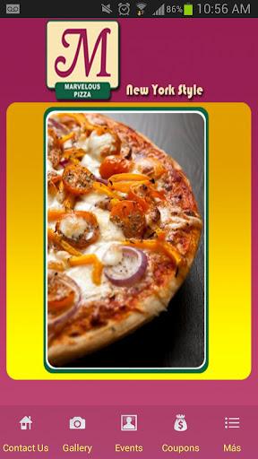 Marvelous Pizza