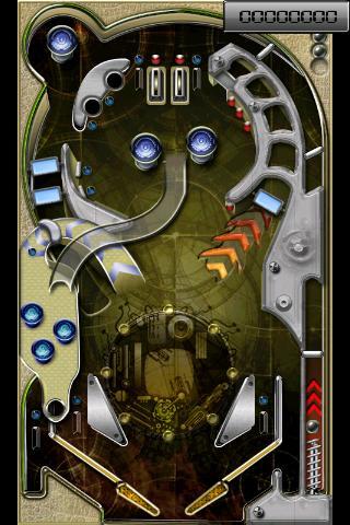 Pinball Classic screenshot 1