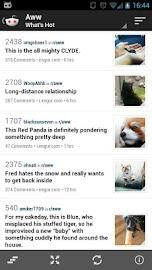 Reddit News Screenshot 1