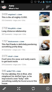 Reddit News - screenshot thumbnail