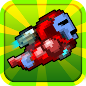 Flappy Iron - Flying Superhero