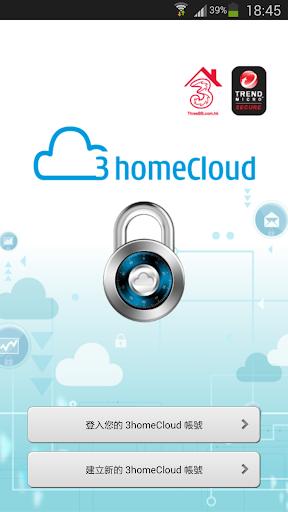 3homeCloud 3家居雲端硬碟