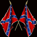 Rebel Flag Live Wallpaper icon