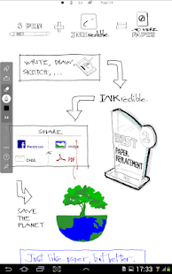 INKredible - Handwriting Note- screenshot thumbnail